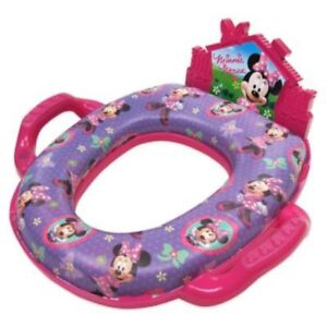 BrandNew Musical Minnie Mouse ToiletTraining seat & sesame st 1