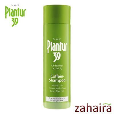 Plantur 39 Coffein-Shampoo feines Haar 250ml