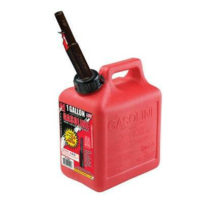 Gas Can - Midwest Can - One Gallon Model 1200 Red 1x New