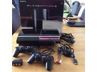 AS,NEW PLAYSTATION 3 40GB