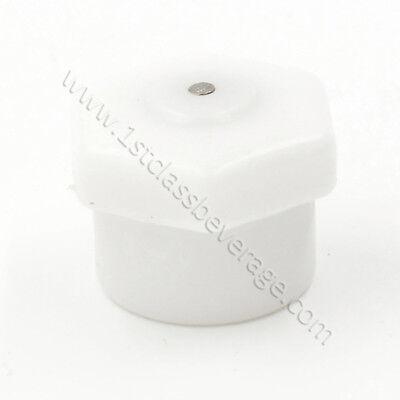 Elmeco - 28 Ring Nut Vertical Auger Granita Parts Fits Fc1 Fc2 Fc3 Machine