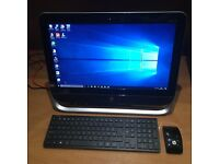HP Pavilion 20 all in one PC, Windows 10 ,boxed