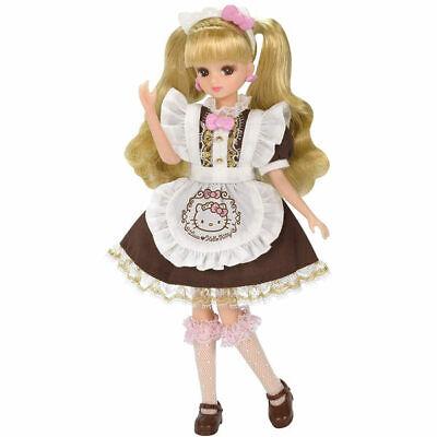 Licca-chan Hello Kitty Love Wedding Dress LD-13 Japan TAKARA TOMY Doll DHL
