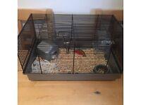 Full Hamster Cage