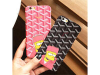Bart Goyard Trap iPhone 5 6 7 8 Plus case cover
