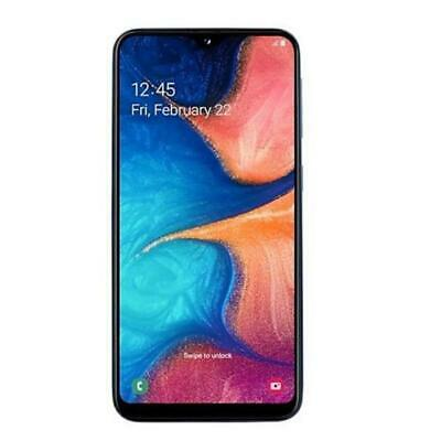 "SAMSUNG GALAXY A20e BLU DISPLAY 5.8"" 32GB 4G/LTE 3G RAM ANDROID"