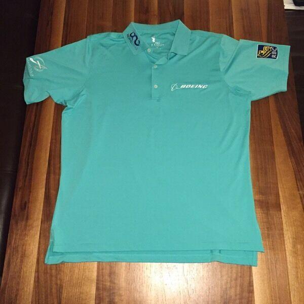 BRAND NEW Ernie Els Tour T-Shirt XL