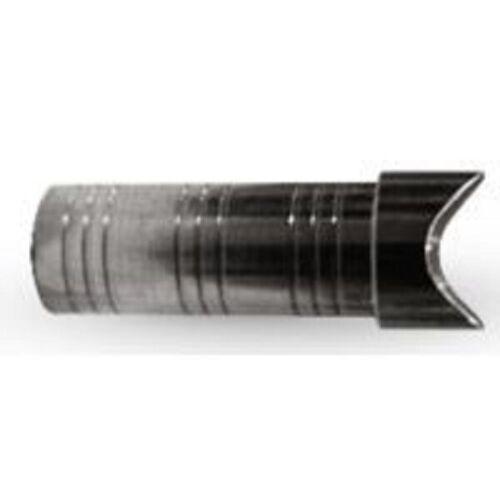 Black Eagle - Aluminum - Half-Moon Nock - 12 Pack