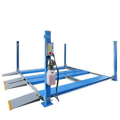 Twin Busch ® 4 Säulen Doppelparkhebebühne Parkhebebühne 3600 kg - TW 436P-D2