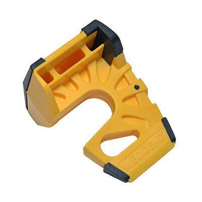 Wedge-It The Ultimate Door Stop - Yellow Wedge It Door Stops