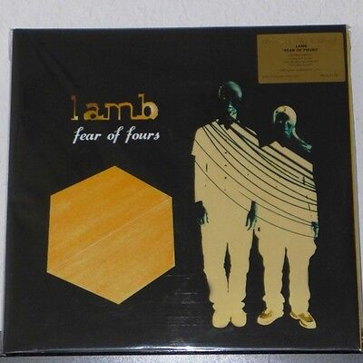 Lamb - Fear Of Fours / Doppel-LP limited (MOVLP1381) yellow/black
