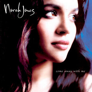 NORAH JONES ( BRAND NEW CD ) COME AWAY WITH ME