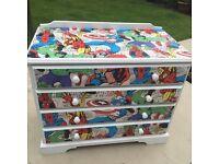 Super hero drawers