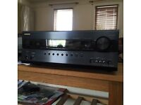 Onkyo surround sound amplifier
