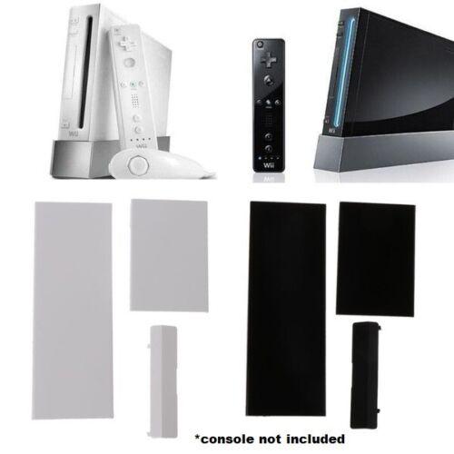 New Set of 3 Replacement Door Slot Covers for Nintendo Wii