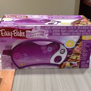 Four Easy-Bake ultimate (mauve) West Island Greater Montréal image 1