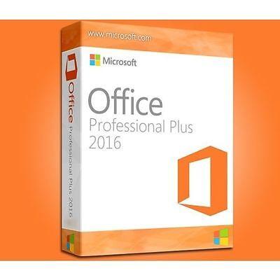 Офисная программа Microsoft Office Professional Plus