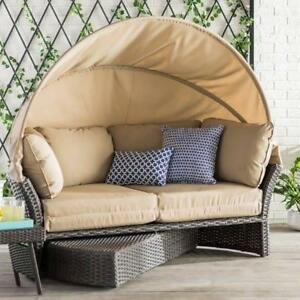 Seagle Daybed with Cushions
