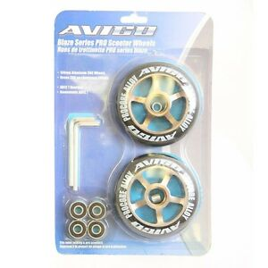 Avigo Pro Scooter wheels and bearings West Island Greater Montréal image 2