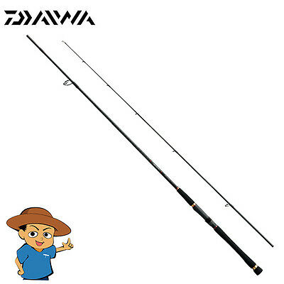 Used, Daiwa SEABASS HUNTER X 90M Medium 9' casting fishing spinning rod pole for sale  Shipping to Canada