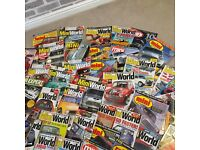 LARGE COLLECTION OF MINI MAGAZINES