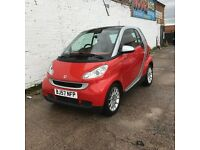 Smart ForTwo CABRIO PASSION 71BHP (red) 2007