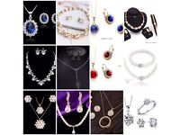 Mixed jewelleries- ideal for sale in Christmas