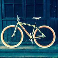 BMX SE BIKES P.K RIPPER singlespeed fixed gear