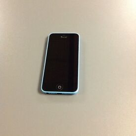 Apple iPhone 5c - 16GB - Blue - EE Network - Good Condition - With Receipt