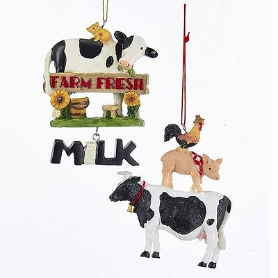 Farm Animals Ornament](Animal Ornaments)