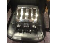 Tefal Avanti Deluxe 4 Slice Toaster
