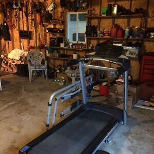 Tread mill and edge glider for sale