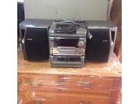Aiwa hifi system NSX S30 + remote