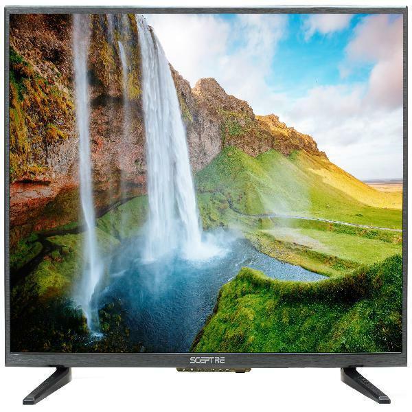 "TV Flat Screen 32"" Inch LED HDTV Wall Mountable USB Hdmi Cla"