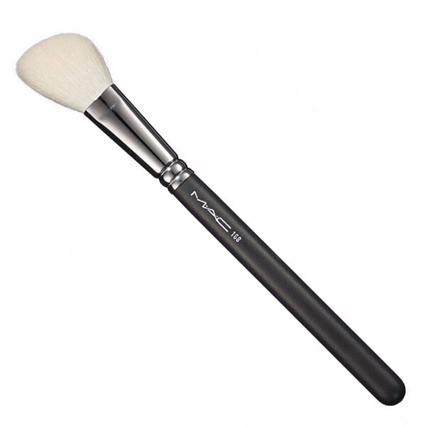 best contour brush. mac 168 large angled contour brush best