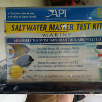 Aquarium Saltwater users, I have an unopened pro tester kit