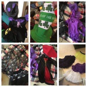 !!! PRICES REDUCED !!! Costumes and tutus