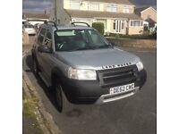 Land Rover Freelander 2.0 diesel