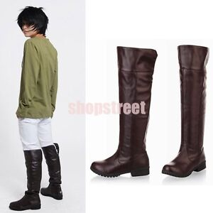 Attack-on-Titan-Shingeki-no-Kyojin-Eren-Jaeger-Cosplay-Shoes-Boots