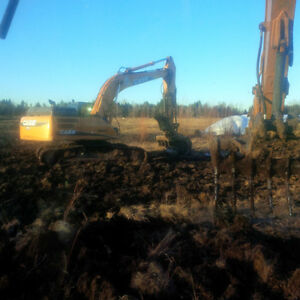 logging service and land clearing Cornwall Ontario image 1