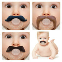 THE GENTLEMAN MUSTACHIFIER Mustache Pacifier