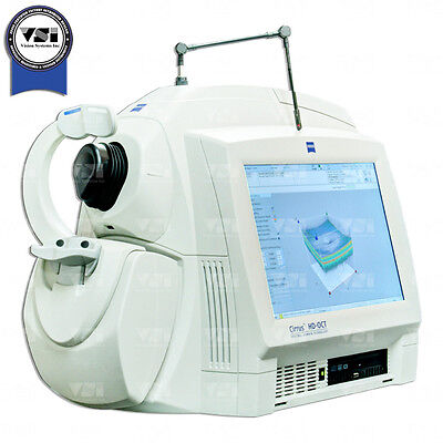 Zeiss Certified Factory Authorized Cirrus Hd-oct 4000 - Win 7 Anterior Seg 7.0