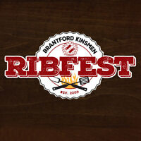 Brantford Kinsmen Ribfest Food Vendor Registration