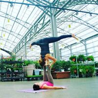 Private AcroYoga Instructor