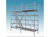 Cuplock Scaffolding Tower