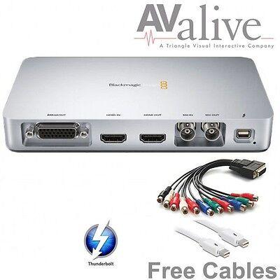 Blackmagic Design BDLKULSDEXPRESS UltraStudio Express w/ 6FT Thunderbolt Cable