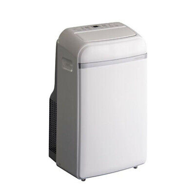 Portable Air Conditioner - 3,4 Kw Cooling/Heating With Exhaust Hose And Remote
