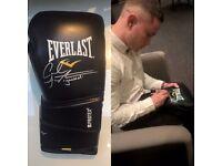 Carl Frampton signed glove