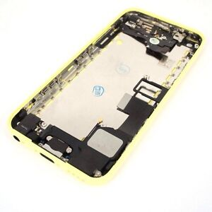 back housing parts for iphone 5C Yellow