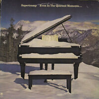 Supertramp - Even In The Quietest Moments... Vinyl Record LP